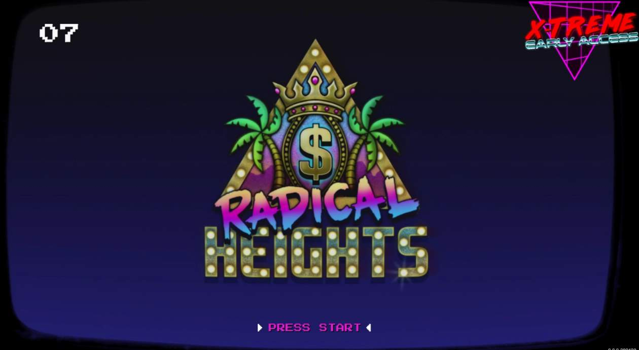 Radical Heights Early Access